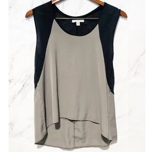 American Eagle Wide Strap Athletic Tank Top